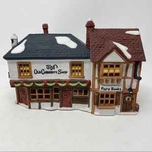Department 56 The Old Curiosity Shop